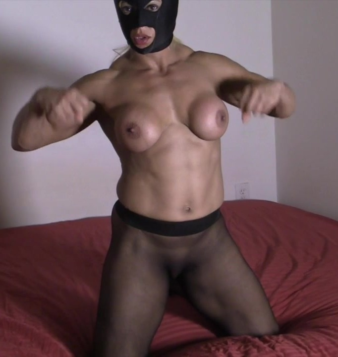 FemaleMusclePOV: Slave Lauren - Interesting Point of View  [HD 720]