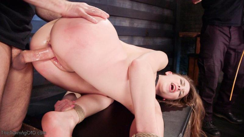 Kink.com: All Natural Beauty Learns to Beg For Cock [SD] (359 MB)