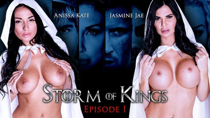 Storm Of Kings: Part 1 (Group sex) [SD, 480p]