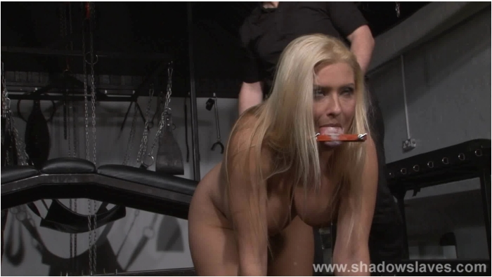 ShadowSlaves: Slavegirl Melanie Moon - Introduction  [FullHD 1080]  (BDSM)