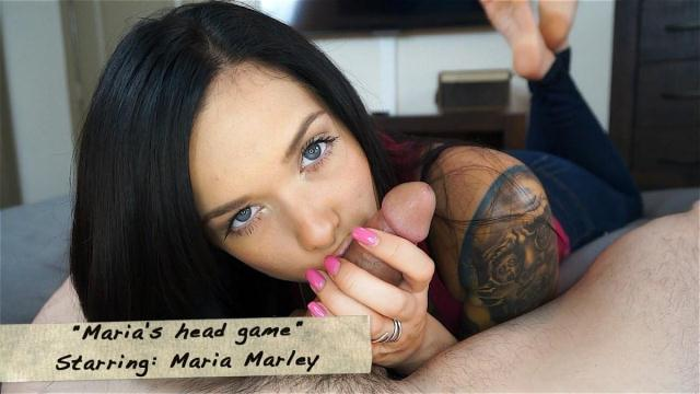 Clips4Sale - Maria Marley - Maria's head game [SD, 540p]