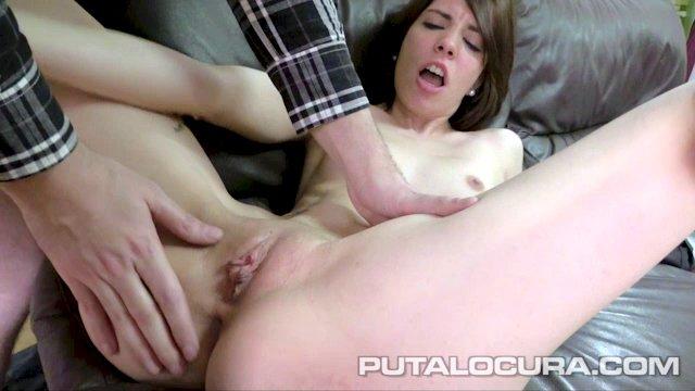 Put@LOcura: Arantxa Rey - Chupando que es gerundio  [SD 360p]  (Spanish porn, Bukkake)