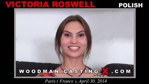 WoodmanCastingX.com - Victoria Roswell (* Updated * / Amateur / Casting X 131 / 22.04.16) (Group sex) [SD, 540p]