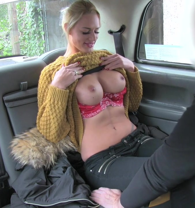 Sex in Taxi - Chelsey - Sexy Dutch lady tries anal in taxi  [HD 720p]