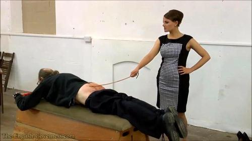 Donald's Ordeal Governess Granger [HD, 720p] [Female Domination] - Femdom