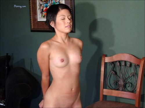 Austyn - Little Asian Slavegirl [SD, 352p] [Paintoy.com.com] - Spanking