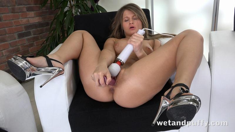 WP - Teen Russian Girl Candy Cute Loves Masturbated Alone! [FullHD]
