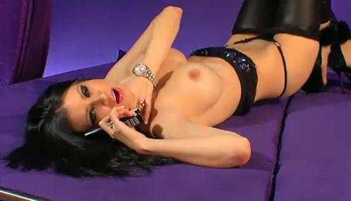 Lilly Roma - Black (30.04.2016/Studio66tv.com/LillyRoma.com/SD/368p)