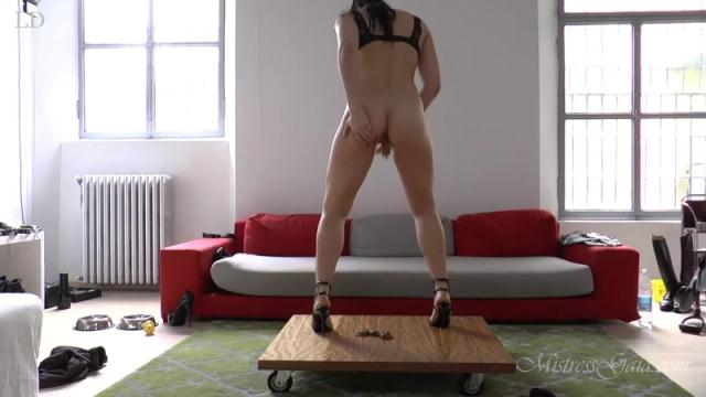 Scat Porn - SCAT & LUNCH - SOLO SCAT [FullHD, 1080p]