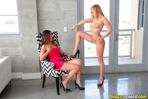 Bailey Brooke, Shane Blair - Slit Licks (Lesbians) [SD, 432p]