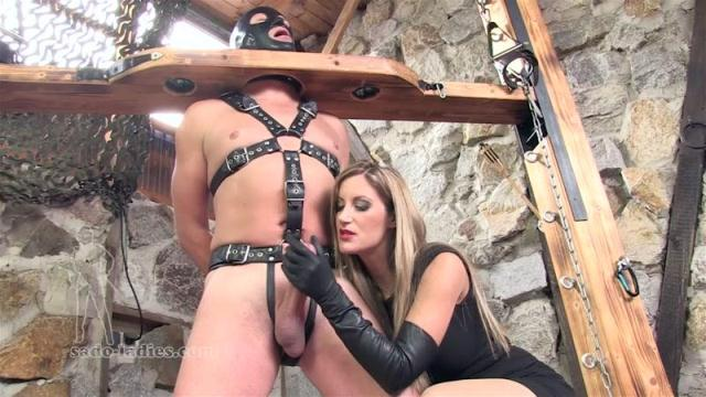 Sado-ladies - Teased And Ruined By Nikki Whiplash sltarbnw [FullHD, 1080p]