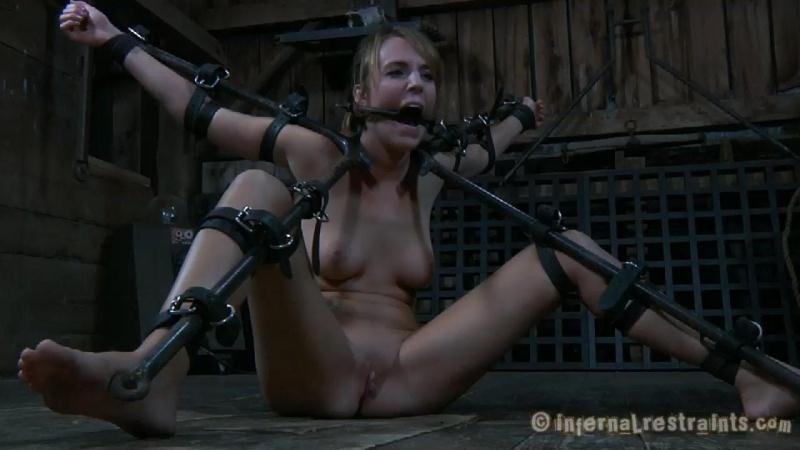 Infernal Restraints - Alisha Adams (No Dignity / 21.09.2012 [HD]