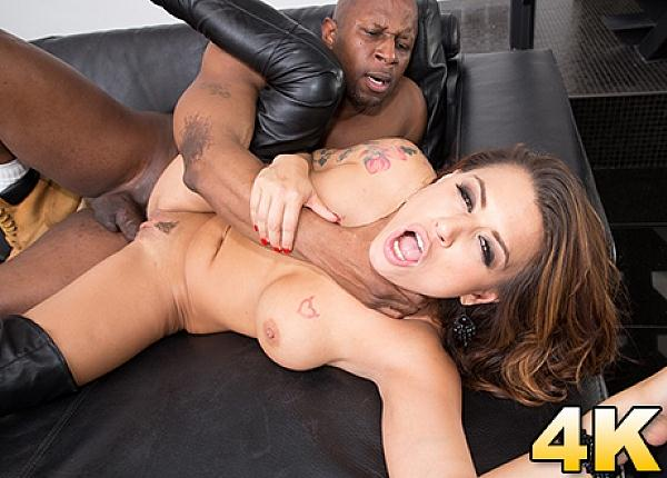 Jules Jordan - Eva Angelina Is Back And Blacked In The Ass! (09.04.2016) [SD]