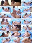 Dani Daniels, Valentina Nappi : Hot Mean : Oiled Up Babes [720p]