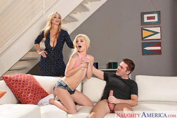 Elsa Jean, Julia Ann - Threesome [SD] [239 MB]