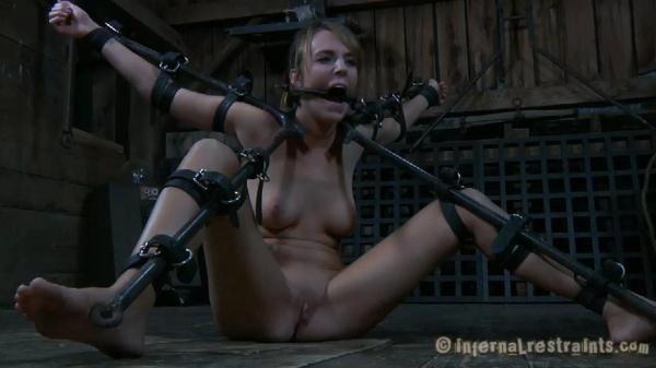Alisha Adams - No Dignity [InfernalRestraints.com] (HD, 720p)