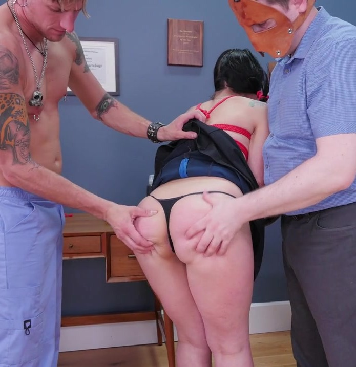 Assylum: PATIENT: FALLON WEST - HO KART  [HD 720p 899 MiB]  (BDSM, Anal)