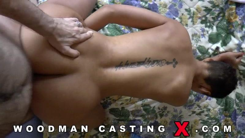 Woodman Casting X - Halona Vog - Hard Sex in Ass (Anal / Casting X 142 / 02.04.16) [SD]