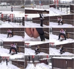 Snowy Pee (Pee Video) FullHD 1080p