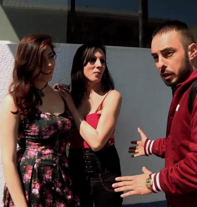 F@King - Sheila Gimenez,Lina - Dos morenazas (una con sorpresa) buscan rabo entre los curritos del barrio. Sheila y Lina, quien podria resistirse?.  [HD 720p]