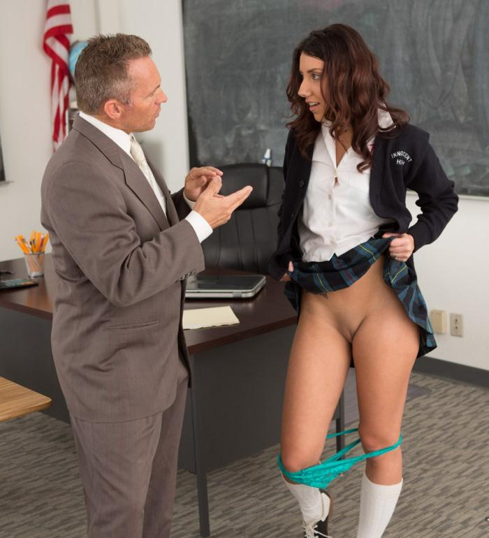 Innocent Porn - Sophia Grace - School Wide Slut [HD 720p]