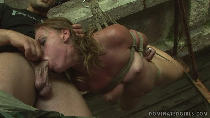 DominatedGirls.com: Kathia - Domination victim [HD] (1.32 GB)