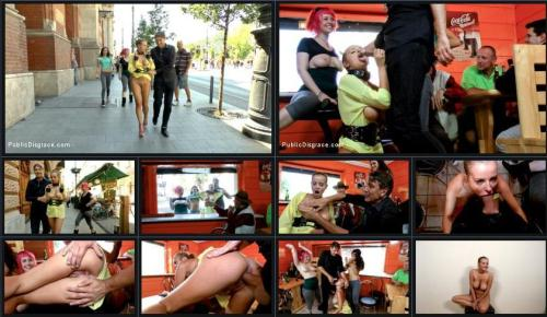PUBLIC SEX PARTY [SD, 540p] [PublicDisgrace.com] - BDSM