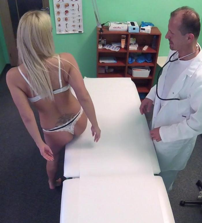 FakeHospital: Nathaly - Sexual Healing Treatment Prescribed  [FullHD 1080p]  (Nurse, Hidden Camera)