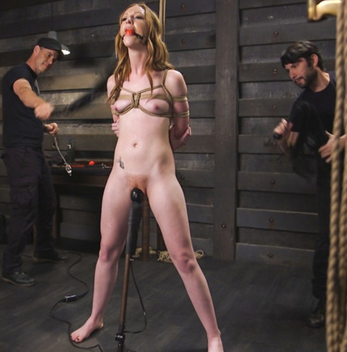 TheTrainingOfO, Kink: Katy Kiss, Tommy Pistol - Hot Redhead Katy Kiss Trained to be a Better Slut  [SD 540p] (803 MiB)
