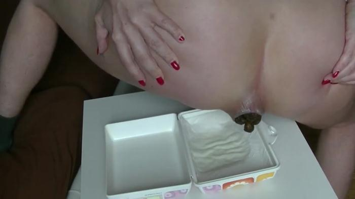 Scat - SCHEISS snack for you - Solo (Extreme Porn) [FullHD, 1080p]