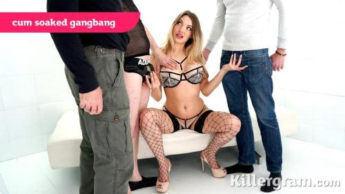 [Tamara Grace - Cum Soaked Gangbang] SD, 360p