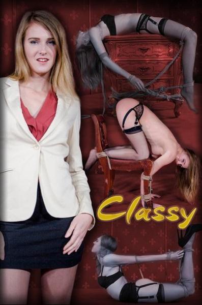 Ashley Lane - Classy [HardTied.com] (HD, 720p)