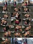 Lara-CumKitten - Spermawalk - Schwanzgeil im Offentlichen WC [FullHD 1080p] - MDH