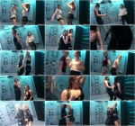 [Gorgeous Girls Party Hard Under The Shower] SD, 540p