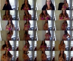 Clips4Sale - Lacy Luck [Bikini Before and After 40+ Weeks Pregnant] (SD 480)