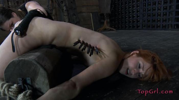 TopGrl.com - Calico Lane - Pretty Pinata (BDSM) [HD, 720p]