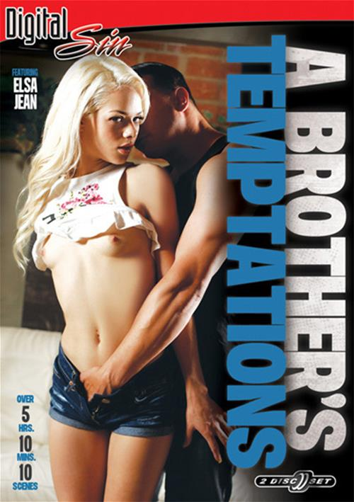 Digital Sin - Elsa Jean, Brianna Brooks, Brooklyn Chase, Adriana Chechik [A Brothers Temptations] (WEBRip/SD 480p)