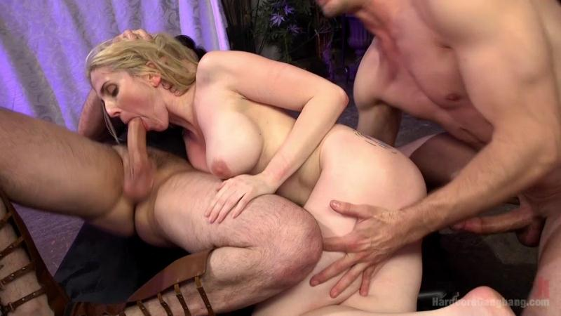 Hardcore GangBang - Christie Stevens (The Sexual Sacrifice of Christie Stevens / 40124 / 18.05.16.) [HD]