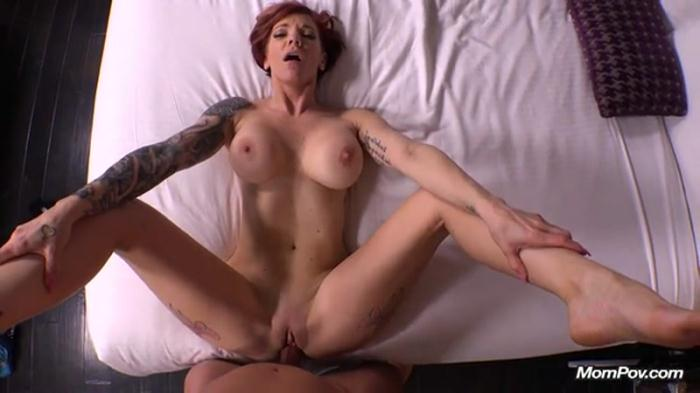 Tattooed Bisexual Swinger MILF (Anal) [SD, 360p]