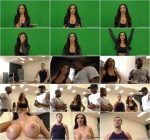 Nikki Benz - BTS (SD, 432p) [Behind The Scenes, Interwiev, Talking, Brunette, MILF, Big Tits, Facial]