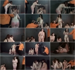 Prison Camp 2 - Slavegirls Beauvoir, Nimue and Andrea [HD, 720p] [ShadowSlaves.com] - BDSM