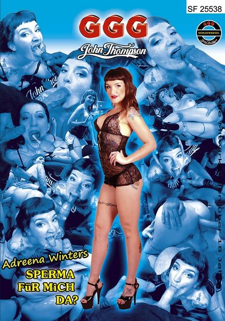 Bukkake - Adreena Winters Sperm For Me? (Bukkake) [SD, 480p]