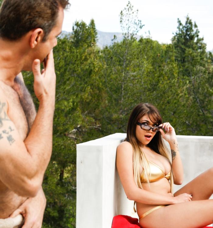 Fantasymassage - Cassidy Banks [Gambling Payback] (HD 720p)