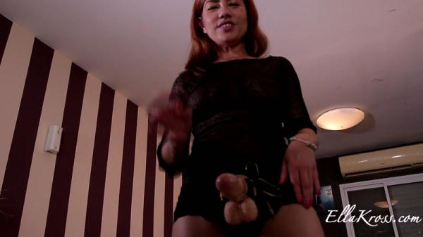 Making You Fuck and Suck My Big Strap-On! (FullHD, 1080p) [Femdom, Strapon, Anal, Mistress, Slave]
