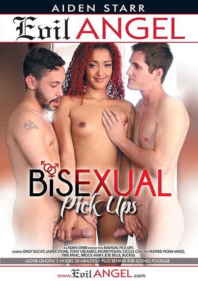 Evil Angel - Daisy Ducati, Ingrid Mouth, Jeze Belle, Mona Wales, Tony Orlando, Brock Avery [Bisexual Pick Ups] (WEBRip/SD 540p)