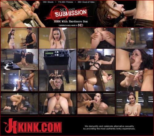 Ramon Nomar and Vera Drake - Sexual Interrogation [SD, 540p] [SexAndSubmission.com] - BDSM