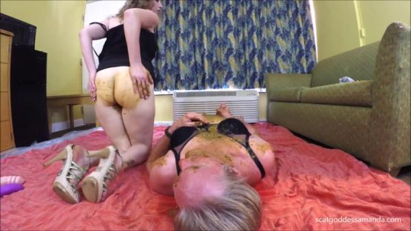 Turning sissy missy into my toilet 1 - Femdom (FullHD 1080p)
