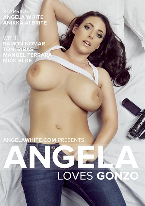 AGW Entertainment: Angela White, Anikka Albrite, Toni Ribas, Manuel Ferrara, Mick Blue - Angela Loves Gonzo [WEBRip/SD 480p]