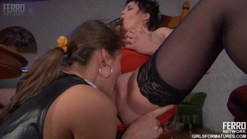 g1038 - Stephanie, Gloria - Part 1 (02.05.2016/FerroNetwork.com/HD/720p)