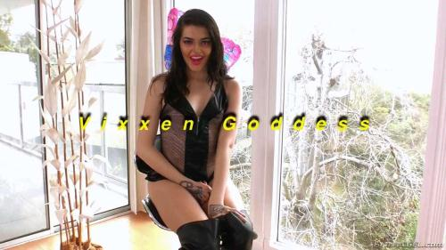 [Vixxen Goddess - Trans-Visions 8] HD, 720p